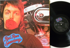 Wings - Red Rose Speedway