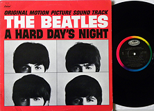 Beatles - A Hard day's night (Soundtrack)