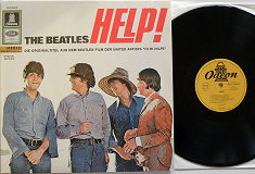 Beatles - Help (Counterfeit)