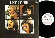 Beatles - Let it be (RUS)