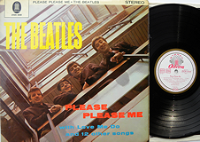 Beatles - Please Please Me (ZTOX)