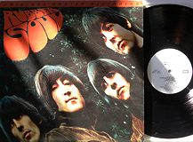 Beatles - Rubber Soul (MFSL-Pressung)