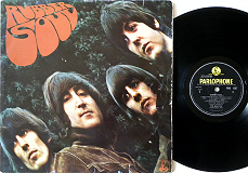 Beatles - Rubber Soul (UK Mono Original)