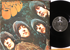 Beatles - Rubber Soul (Jugoslawien)