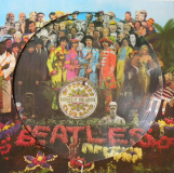 Beatles - Sgt. Pepper's Lonely Hearts Club Band (Picture LP)