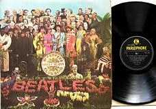 Beatles - Sgt. Pepper's Lonely Hearts Club Band (Mono)