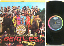 Beatles - Sgt. Peppers Lonely Hearts Club Band