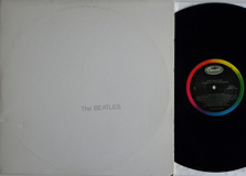 Beatles - The Beatles (White Album) Capitol