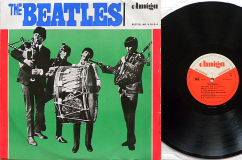 Beatles - Same (GDR, Amiga - Original)