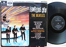 Beatles - Something New (Export-Pressung)