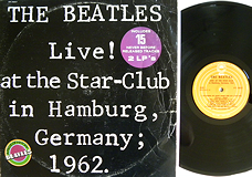 Beatles - Live at the Starclub (Israel)