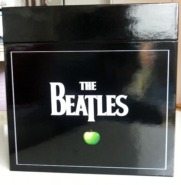 Beatles Box 2012